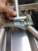 Left rudder pedal