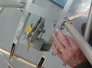 Intermediate elevator horn 2