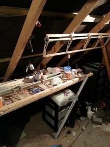 ribs in garage