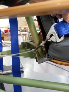Seat harnes RIGHT