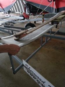 wing board